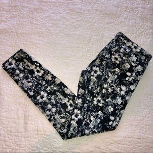 XS Floral Jeans 🖤